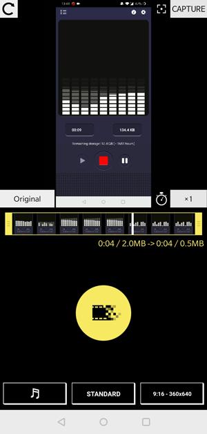 محیط برنامه Video Dieter 2