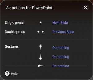بخش PowerPoint