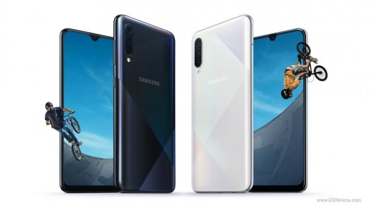 Galaxy A50s & Galaxy A30s