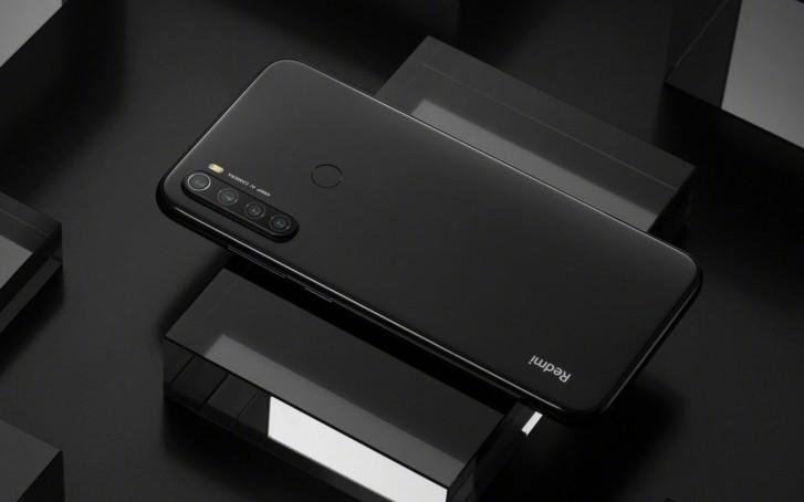 Redmi Note 8 در رنگ مشکی