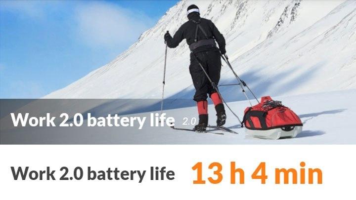 نتیجه تست باتری