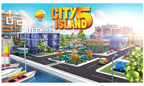 محیط بازی City Island 5