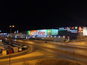 شب، لنز اصلی Redmi K20 Pro
