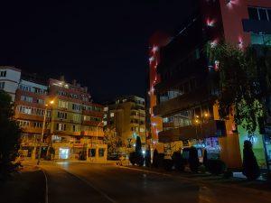 شب، حالت شب OnePlus 7