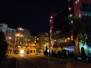 شب، لنز اصلی OnePlus 7