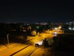 شب، لنز اصلی، حالت Photo Mode