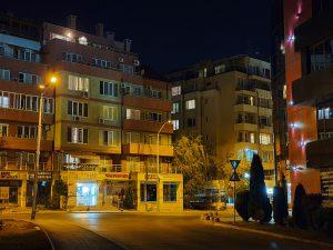 شب، لنز تله فوتو، حالت Night Mode