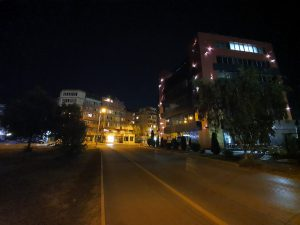 شب، لنز فوق عریض، حالت Photo Mode