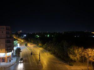 شب، Photo Mode، دوربین اصلی iPhone 11 Pro