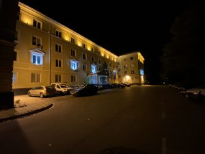 شب، Photo Mode، دوربین فوق عریض iPhone 11 Pro