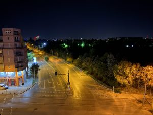 شب، Night Mode، دوربین اصلی iPhone 11 Pro
