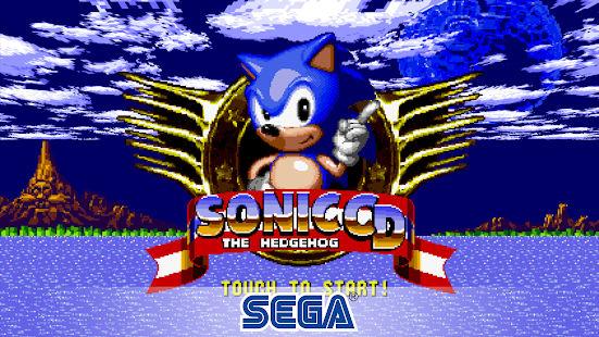 بازی سگا Sonic CD Classic