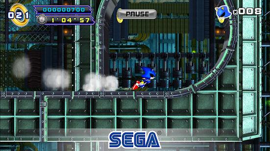بازی سگا Sonic 4 Episode 2