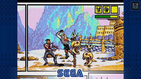 بازی سگا Comix Zone Classic