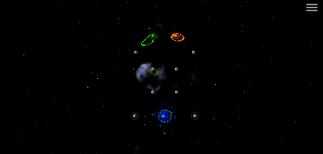 محیط بازی Auralux