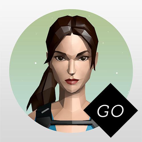بازی فکری Lara Croft GO