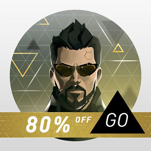 بازی فکری Deus Ex GO