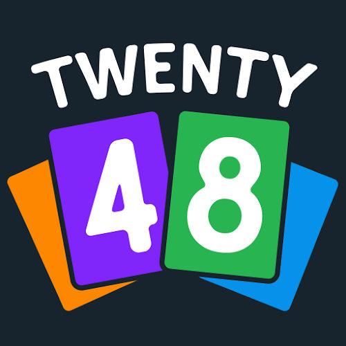 بازی فکری Twenty48 Solitaire