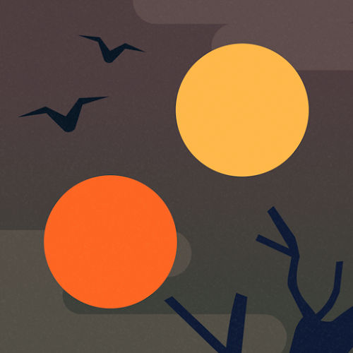 بازی فکری Two Dots