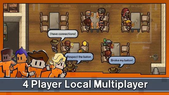 محیط بازی The Escapists 2: Pocket Breakout