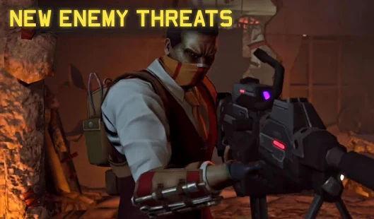 محیط بازی XCOM®: Enemy Within