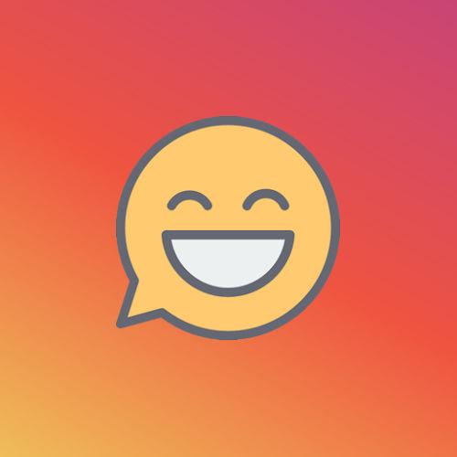 محیط برنامه SocialPrank