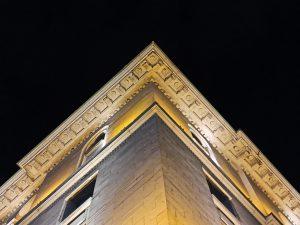 شب، زوم دوبرابری با دوربین اصلی