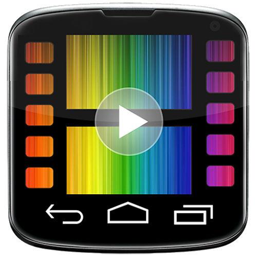 برنامه VideoWall