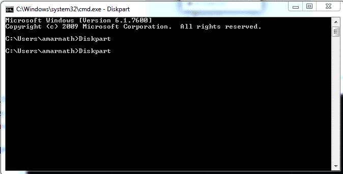 ورود به بخش CMD در ویندوز
