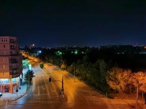 شب، Photo Mode، دوربین اصلی Mate 30 Pro