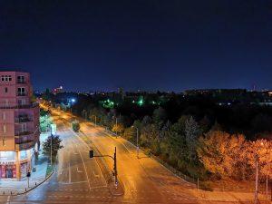 شب، Night Mode، دوربین اصلی Mate 30 Pro