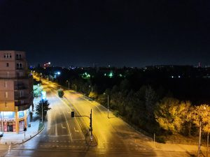 شب، Photo Mode، دوربین اصلی Note 10 Plus