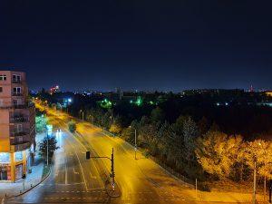شب، Night Mode، دوربین اصلی Note 10 Plus