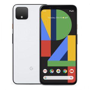 Pixel 4 رنگ سفید