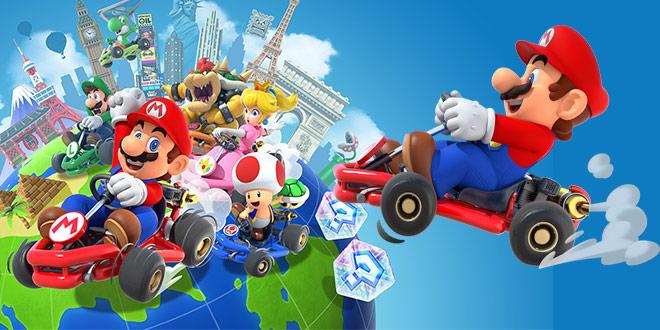 بازی Mario Kart Tour اندروید