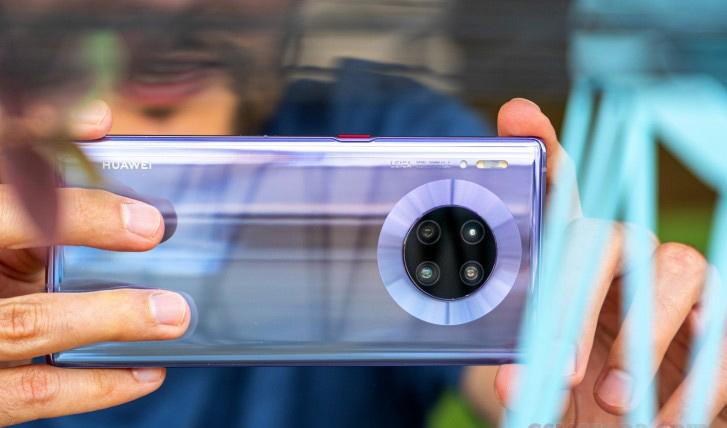 دوربین های Mate 30 Pro