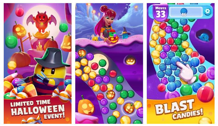 بازی سه رنگ مشابه Sugar Blast اندروید