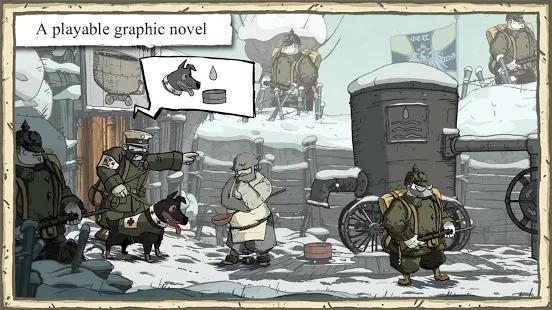 بازی ماجراجویی Valiant Hearts The Great War