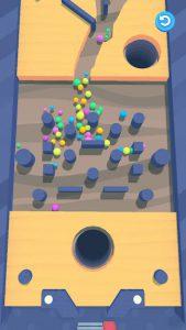 محیط بازی Sand Balls اندروید