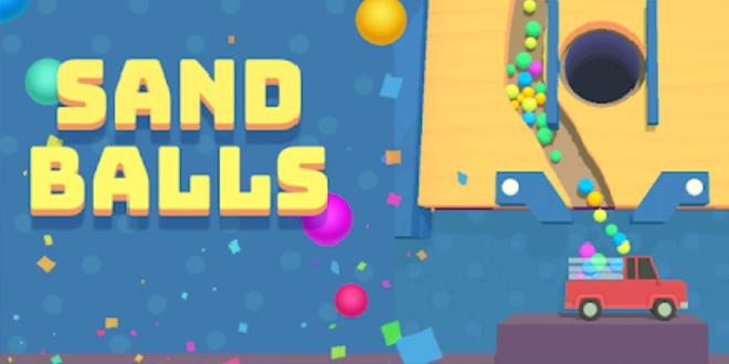 بازی Sand Balls اندروید