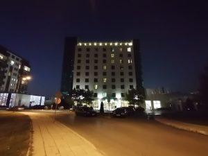 شب، دوربین فوق عریض