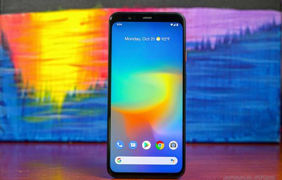 نمایشگر Pixel 4 XL