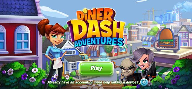بازی آشپزی Diner DASH Adventures اندروید