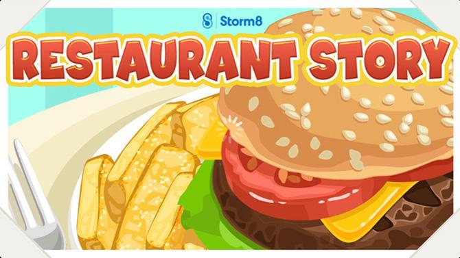 بازی آشپزی Restaurant Story™ اندروید