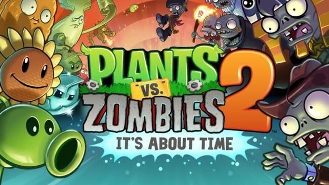 بازی Plants vs Zombies™ 2 Free مشابه کلش برای اندروید