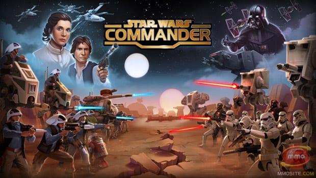بازی Star Wars™ مشابه کلش برای اندروید