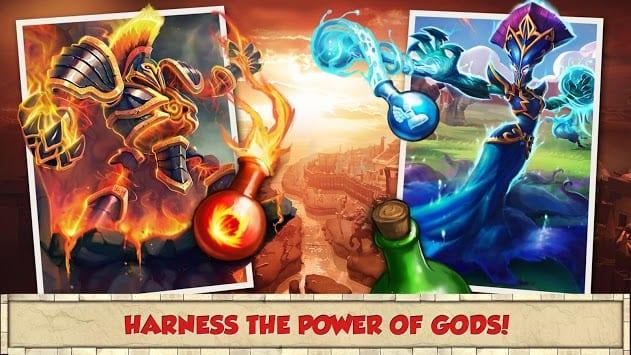بازی Total Conquest مشابه کلش برای اندروید