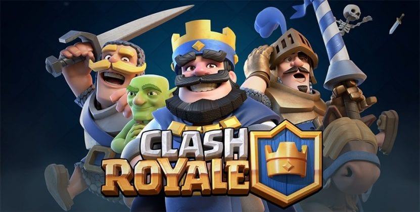 بازی Clash Royale مشابه کلش برای اندروید