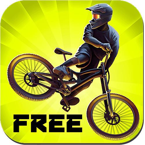 محیط بازی Bike Mayhem Free اندروید