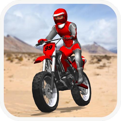 محیط بازی Dirt Bike Racing اندروید